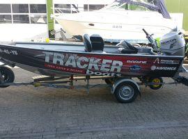 Tracker V15 pro guide, Motoryacht Tracker V15 pro guidesäljs avKlop Watersport