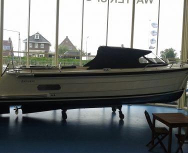 Antaris Connery 25 offwhite met 65 pk te koop on HISWA.nl