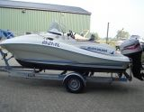 Quicksilver 555 commander WA met Mariner F115 elpt, Motorjacht Quicksilver 555 commander WA met Mariner F115 elpt hirdető:  Klop Watersport
