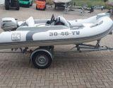 Diesel Rubbing rubberboot met 15 pk Honda, RIB and inflatable boat  Diesel Rubbing rubberboot met 15 pk Honda for sale by Klop Watersport