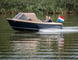 Maxima 550 blauw met wit met Honda 20 pk, Tender Maxima 550 blauw met wit met Honda 20 pk for sale by Klop Watersport