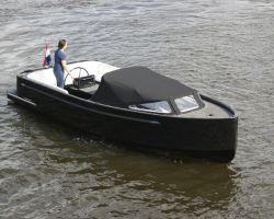 Seafury Hawker 800 Black Edition, Sloep Seafury Hawker 800 Black Edition te koop bij Seafury