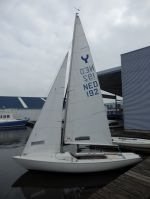 Portier Yngling, Open zeilboot Portier Yngling for sale by Focus Sails & Sailing