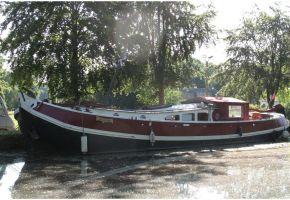 Tjalk 360702 - 17.00, Plat- en rondbodem, ex-beroeps zeilend Tjalk 360702 - 17.00 te koop bij Loyal Yachts
