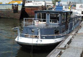 Luxe Motor 1948 - 360707, Varend woonschip Luxe Motor 1948 - 360707 te koop bij Loyal Yachts