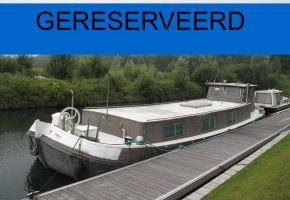 Tjalk 1800 - 360708, Ex-commercial motor boat Tjalk 1800 - 360708 te koop bij Loyal Yachts