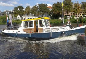 Ex Sleepboot Dutch Barge - 360901 Recreatieschip, Ex-professionele motorboot Ex Sleepboot Dutch Barge - 360901 Recreatieschip te koop bij Loyal Yachts