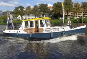Ex Sleepboot Dutch Barge - 360901 Recreatieschip
