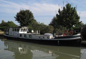 Luxe Motor - 360904 Katwijker, Ex-professionele motorboot Luxe Motor - 360904 Katwijker te koop bij Loyal Yachts
