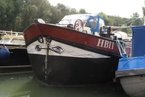 Klipper Dutch Barge - 360903 Peniche