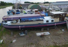 Hasselteraak 1800 Project - 370601 Dutch Barge, Ex-professionele motorboot Hasselteraak 1800 Project - 370601 Dutch Barge te koop bij Loyal Yachts