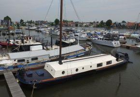 Bolpraam 1985 - 370701 Dutch Barge, Plat- en rondbodem, ex-beroeps zeilend Bolpraam 1985 - 370701 Dutch Barge te koop bij Loyal Yachts