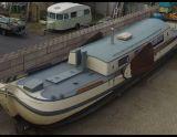 Skutsje 1601 -370702 Motortjalk Dutch Barge, Före detta kommersiell motorbåt Skutsje 1601 -370702 Motortjalk Dutch Barge säljs av Loyal Yachts
