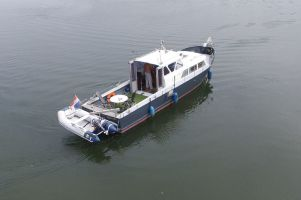 Motorboot 1105-OK 370801 Canal Barge - River Barge