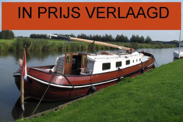 Tjalk 1673 - 370804 Dutch Barge