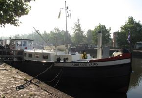 Luxe Motor TRIWV 2160 -370805 Dutch Barge, Ex-professionele motorboot Luxe Motor TRIWV 2160 -370805 Dutch Barge te koop bij Loyal Yachts