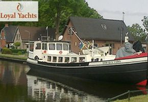 Luxe Motor TRIWV 2160 -370805 Dutch Barge, Ex-Fracht/Fischerschiff Luxe Motor TRIWV 2160 -370805 Dutch Barge te koop bij Loyal Yachts
