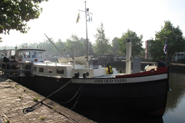 Luxe Motor TRIWV 2160 -370805 Dutch Barge