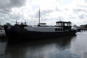 Tjalk 1980 Project - 370901 Dutch Barge