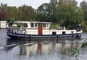 Steilsteven 1595 - Dutch Barge 371001 Peniche, Ex-bateau de travail Steilsteven 1595 - Dutch Barge 371001 Peniche te koop bij Loyal Yachts