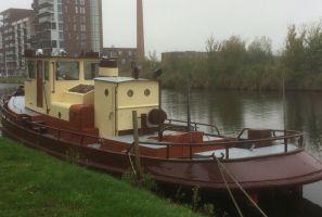 Ex Sleepboot - 360203 Dutch Barge. Met CVO