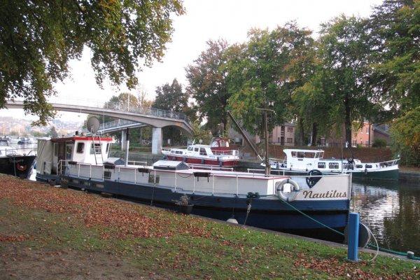Steilsteven1650 - 371004 Dutch Barge - Peniche