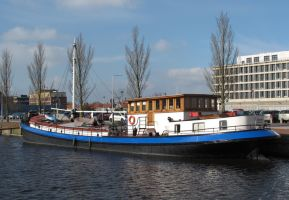 Seagoing Luxe Motor 3388 TRIWV 380202 Dutch Barge