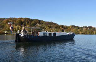 Tjalk 1842 - 380301 Motortjalk, Dutch Barge, Peniche