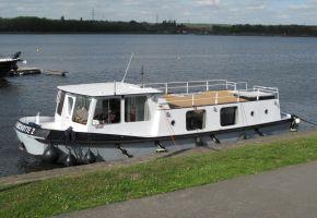 Canal Barge 1250 Live-aboard 380404, Motor Yacht Canal Barge 1250 Live-aboard 380404 te koop bij Loyal Yachts