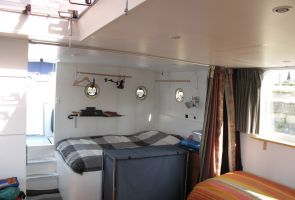 Canal Barge 1250 Live-aboard 380404