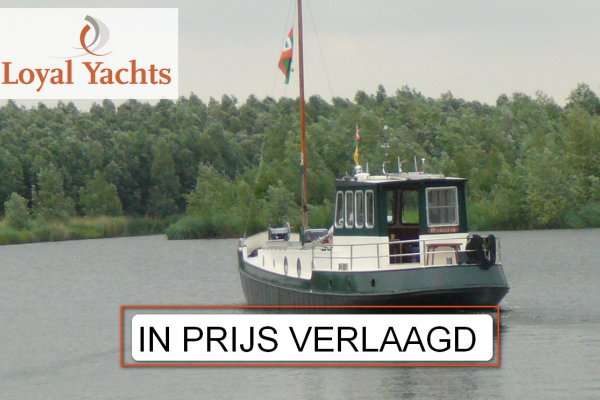 Luxe Motor 1700 - Dutch Barge - 380401