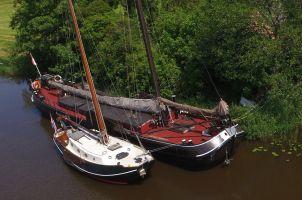 Tjalk 2250 TRIWV - 380502 - Dutch Barge Groninger Dektjalk