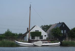 Tjalk 1602 - Dutch Barge 380503