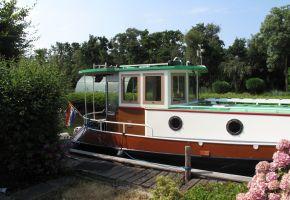 Steilsteven 935 - 380704 Dutch Barge, Ex-professionele motorboot Steilsteven 935 - 380704 Dutch Barge te koop bij Loyal Yachts