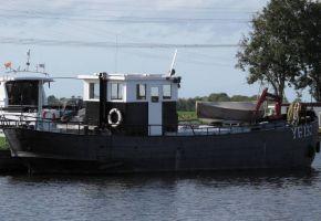 Viskotter YE 132 - 381002 Dutch Barge, Ex-bateau de travail Viskotter YE 132 - 381002 Dutch Barge te koop bij Loyal Yachts