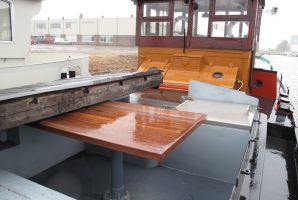 Luxe Motor 2480 - 381202 Dutch Barge - Peniche