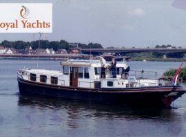 Luxe Motor 2338 - 390201 Dutch Barge, Före detta kommersiell motorbåt Luxe Motor 2338 - 390201 Dutch Bargesäljs avLoyal Yachts