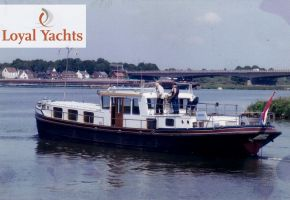 Luxe Motor 2338 - 390201 Dutch Barge, Ex-bateau de travail Luxe Motor 2338 - 390201 Dutch Barge te koop bij Loyal Yachts