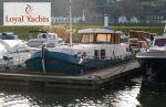 Tjalk 1525 - 390202 Friesche Tjalk, Dutch Barge, Klassiek/traditioneel motorjacht Tjalk 1525 - 390202 Friesche Tjalk, Dutch Barge for sale by Loyal Yachts
