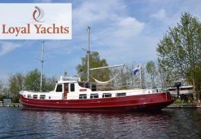 Steilsteven 1900 - Dutch Barge - 390302, Ex-commercial motor boat Steilsteven 1900 - Dutch Barge - 390302 te koop bij Loyal Yachts