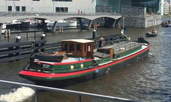 Luxe Motor 2492 - 390502 Dutch Barge