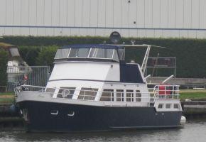 De Vries 340101. One Off, Motor Yacht De Vries 340101. One Off te koop bij Loyal Yachts