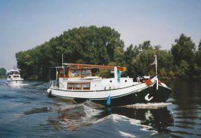 Tjalk 1670 - 350701. Motorskutsje, Motor Yacht Tjalk 1670 - 350701. Motorskutsje te koop bij Loyal Yachts