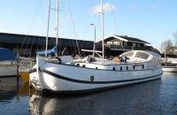 Tjalk Dutch Barge - 360201 Open Kuip, Plat- en rondbodem, ex-beroeps zeilend