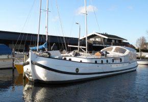 Tjalk Dutch Barge - 360201 Open Kuip, Plat- en rondbodem, ex-beroeps zeilend Tjalk Dutch Barge - 360201 Open Kuip te koop bij Loyal Yachts
