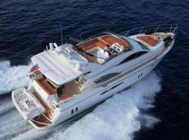 Pearl 55, Motor Yacht Pearl 55til salg af Shipcar Yachts