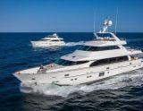 Horizon P110, Superyacht motor  Horizon P110 til salg af  Shipcar Yachts