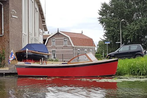 Menken - The CAB, Sloep  for sale by Sloep.nl - Menken Maritiem BV