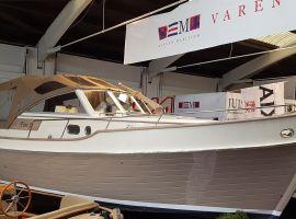 Menken - Newport Bass Softtop, Motorjacht Menken - Newport Bass Softtop eladó: Sloep.nl - Menken Maritiem BV