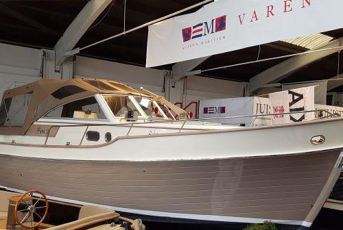 Verkocht - Newport Bass Softtop, Motorjacht  for sale by Sloep.nl - Menken Maritiem BV